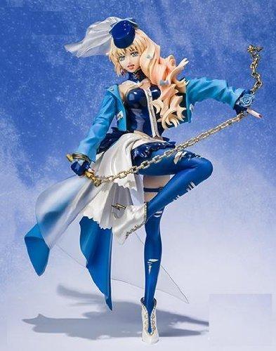 フィギュアーツZERO マクロスF シェリル・ノーム(シャイン・オブ・ヴァルキュリア) SHINING BLUE 完成品フィギュア(魂ネイション、魂ウェブ限定)の商品画像