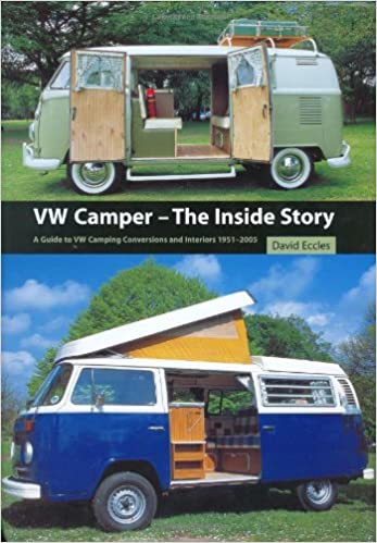 VW Camper The Inside Story A Guide To Various Camping Conversions And Interior Layouts Used For Campers 1951 2005 Amazoncouk David Eccles