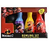 Incredibles 2 Bowling Set in Display Box