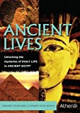 ANCIENT LIVES by Athena by Peter Spry-Leverton