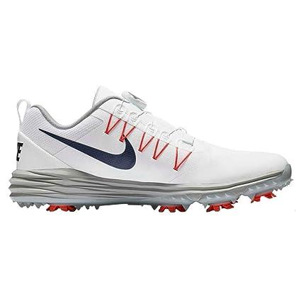 4a4384e7a14c Amazon.com  Nike New Lunar Command 2 BOA Golf Shoes Medium 8  Sports ...
