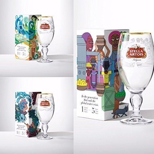 Stella Artois Chalice Engraving, STELLA CHALICE 33Cl, Stella Artois Buy a Lady a Drink, Cambodia, Uganda and Brazil Chalice, Stella Chalice Engraved, Buy a Lady a Drink, Engraved Glassware Gifts by Akoko Art Handengraved Crystal Glass (Image #4)