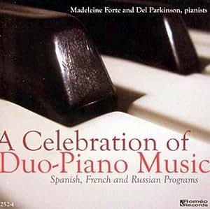Celebration of Duo Piano Music