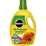 Miracle-Gro Purpose Concentrate Liquid Plant Food 2.5L, Yellow, 2.5 L