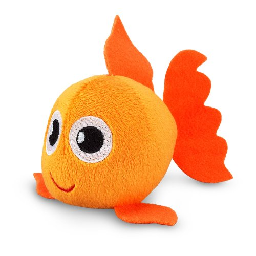 Plush Goldfish (4'') by BirthdayExpress