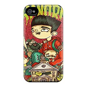Excellent Design Paranorman Cartoons Case Cover For Iphone 4/4s