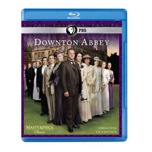 Masterpiece Classic: Downton Abbey Season 1 (Original U.K. Edition) [Blu-ray] (Downton Abbey Season 1 Blu Ray)