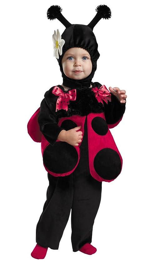 sc 1 st  Amazon.com & Amazon.com: Disguise Huggable Ladybug Costume (12-18 months): Clothing