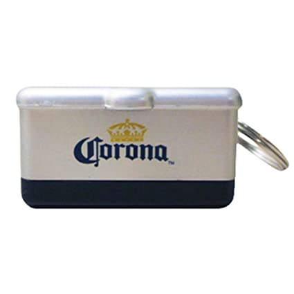 Amazon.com: Corona Extra Mini Cooler Keychain With Bottle Opener: Kitchen & Dining