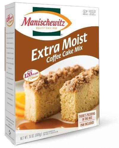 Manischewitz Mix Cake Coffee Xmoist