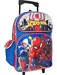 Large 16 inches Rolling Backpack