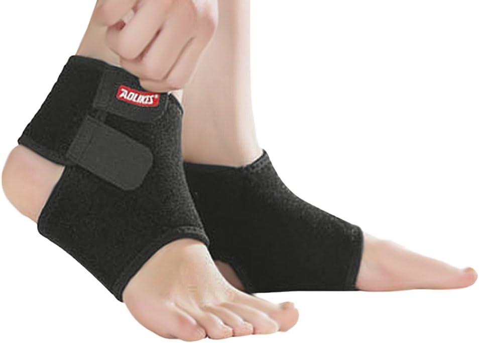 2 protectores de tobillo ajustables para niños para el tobillo ...