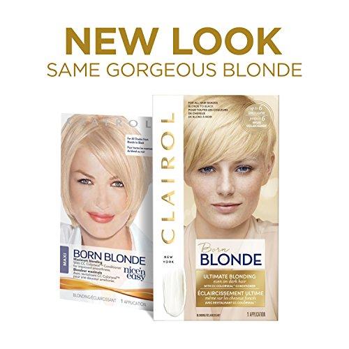 clairol born blonde ultimate blonding