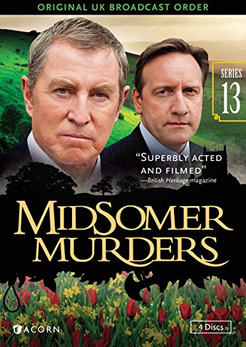 Midsomer Murders, Series 13 (Reissue) (Poirot Dvd Series 13)