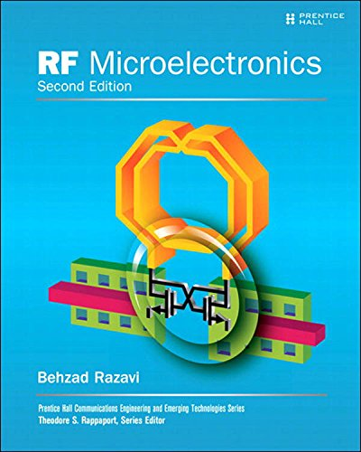 Rf development the best amazon price in savemoney rf microelectronics prentice hall communications engineering and emerging technologies series from ted rappaport fandeluxe Image collections