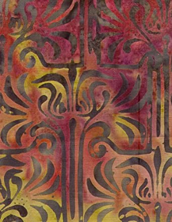 Anthology Bali Batik Quilt Fabric By The Yard