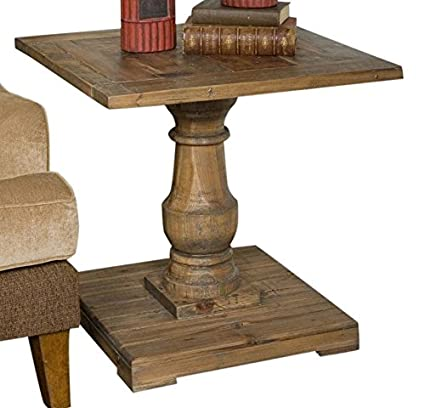 Amazon Com Uttermost 24252 Stratford End Table 26 Stony Gray