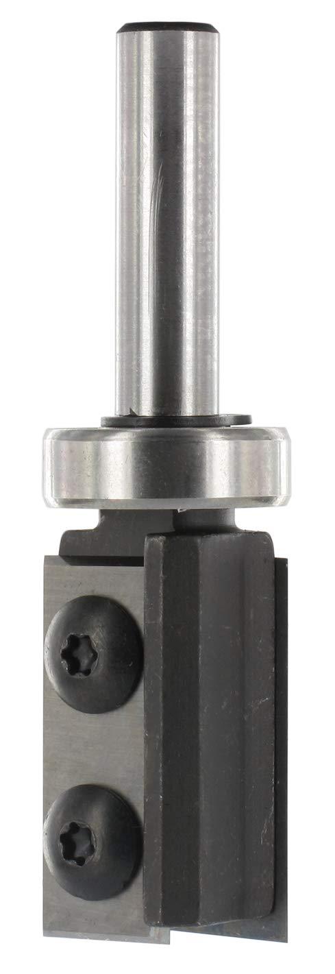ENT 20320 Wendemesser Bü ndigfrä ser HW (HM), Schaft (C) 8 mm, Durchmesser (A) 22 mm, B 20 mm, mit Kugellager ENT European Norm Tools