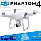 DJI Phantom 4 QuadCopter Pro GPS Phantom4 w/ 4K HD Camera & Gimbal Fedex Express