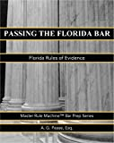 img - for Index of Florida Rules of Evidence: Master Rule Machine Bar Prep Series book / textbook / text book
