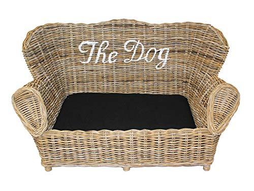 Garden Furniture Centre Kubu Dog Basket Large