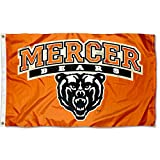 Mercer Bears MU University Large College Flag