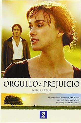 Orgullo Y Prejuicio Clásicos De Pelicula Amazon Es Austen Jane Libros
