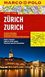 MARCO POLO Cityplan Zürich 1 : 15.000