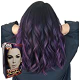 Touchcolor Hair Color Purple 80ml, Hair color cream, Permanent hair color, Hair dye, Highlights