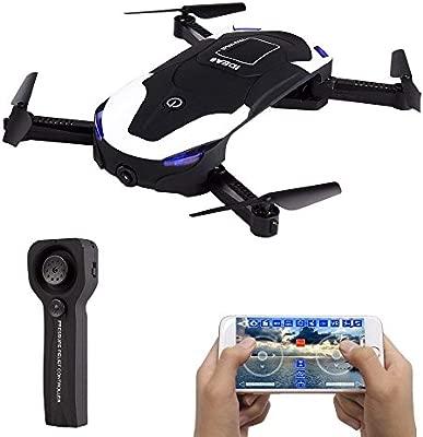 e-idea IDEA8 - Elegante y divertido dron FFPV RC con 720P HD WI-FI ...