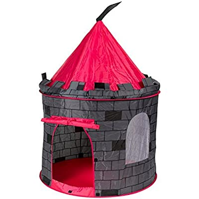 POCO DIVO Knight Castle Prince House Kids Play Tent: Toys & Games