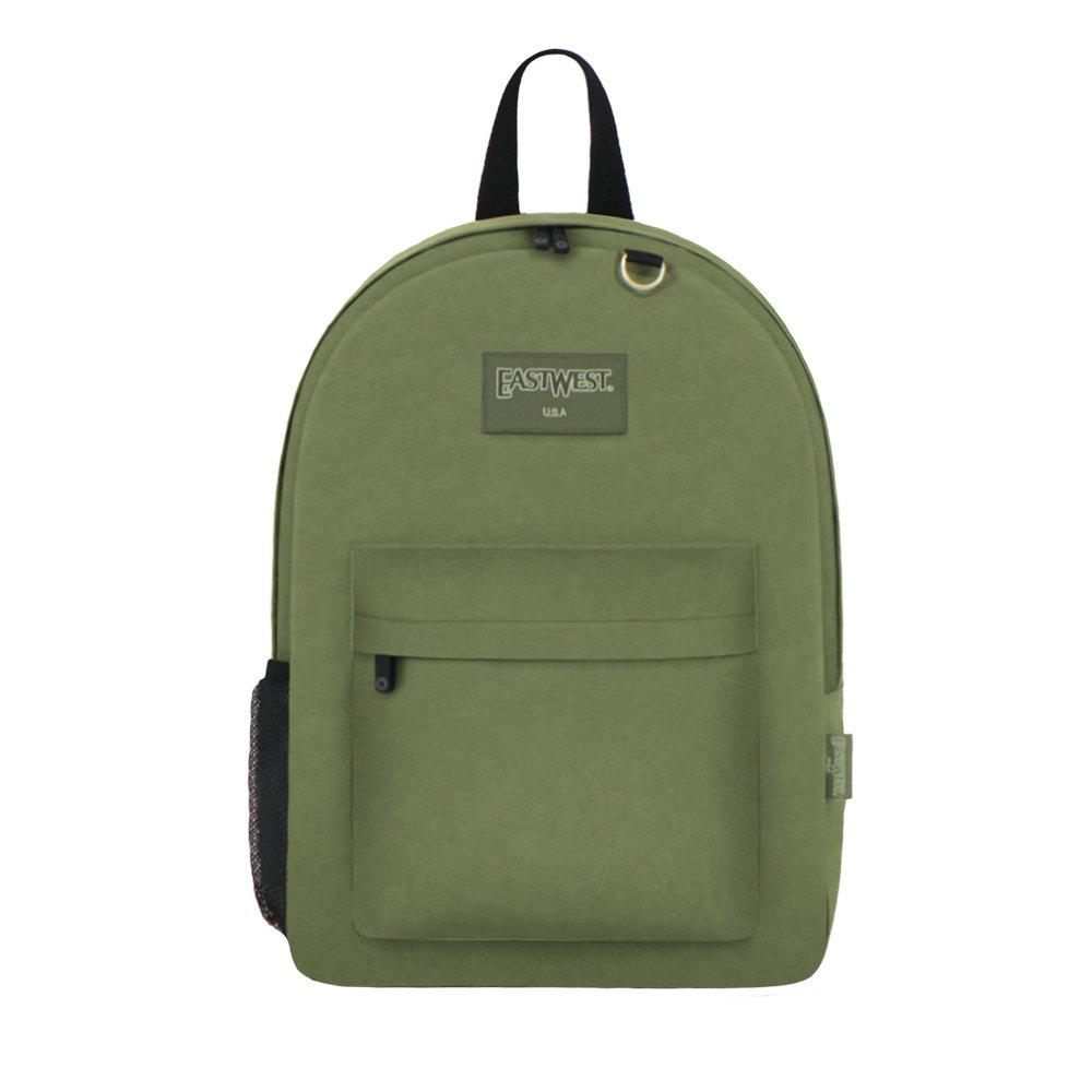 667407e224 East West U.S.A Simple Student School Book Bag high-quality ...