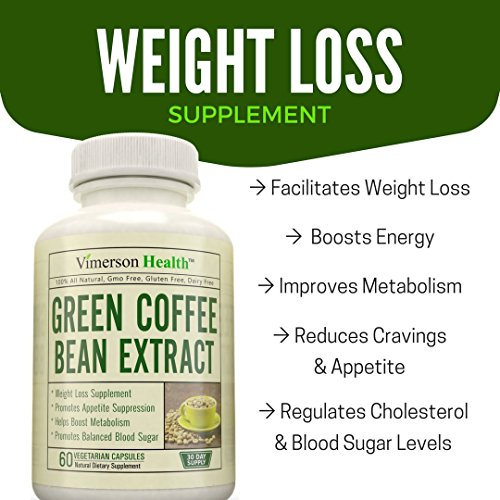 Green Coffee Bean Weight Loss - Appetite Suppressant ...