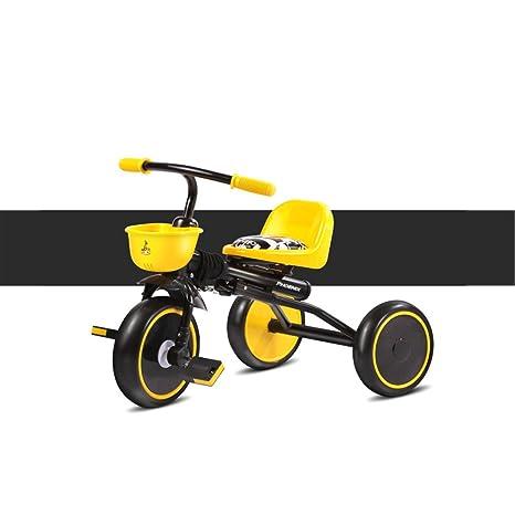 Baby stroller- Triciclo para niños Niños Portabebés Bicicleta Carrito para bebés Plegable Bicicleta portátil para