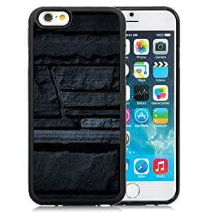 New Beautiful Custom Designed Cover Case For iPhone 6 4.7 Inch TPU With Stone Bricks Phone Case WANGJIANG LIMING