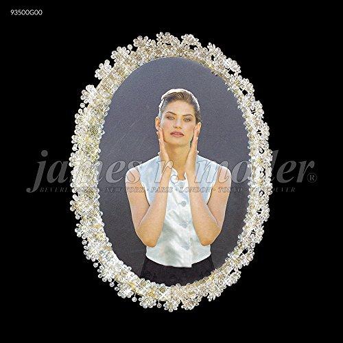 Swarovski Wall Mirror - 93500G00 Swarovski ELEMENTS Crystal Mirror