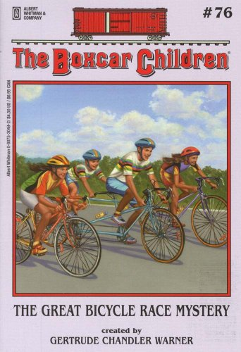 The Great Bicycle Race Mystery - Book #76 of the Boxcar Children