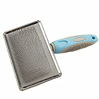 Best Grooming Brush for Dogs and Cats 5StarPetPro. Removes Tangles and Mats From Your Pet's Coat