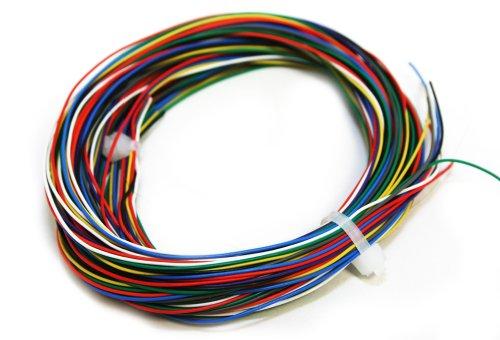 (Digitrax Decoder Installation Wire,)