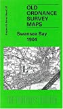 Swansea Bay 1904: One Inch Map 247 (Old Ordnance Survey Maps of England & Wales)