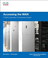Accessing the WAN, CCNA Exploration Companion Guide Front Cover