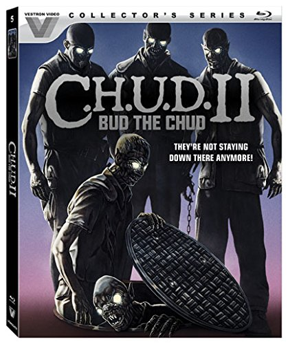 C.H.U.D II: Bud The Chud [Blu-ray]