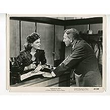 MOVIE PHOTO: Adam's Rib-Jean Hagen-Spencer Tracy-8x10-B&W-Promo-Still