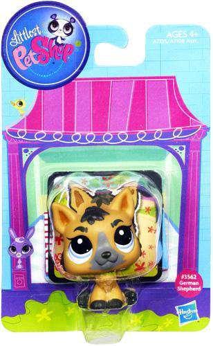 Littlest Pet Shop German Shepherd Pet #3562
