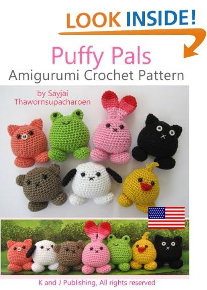 Crochet Amigurumi Pattern Generator : Amigurumi Dolls: Amazon.com