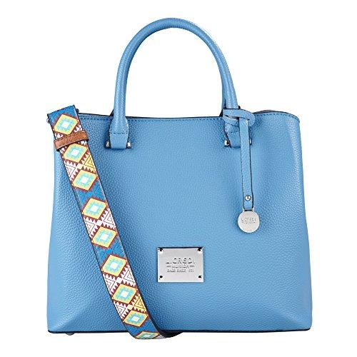 Damen Handtasche blau Andie CREDI L 5PnOSq44