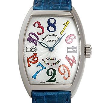 timeless design 22f9c 4d00e Amazon | フランクミュラー クレイジーアワーズ カラー ...