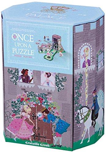 Princess Candlestick (Crocodile Creek Princess Palace Once Upon Jigsaw Puzzle Floor)