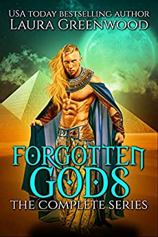 Forgotten Gods Ancient Egyptian Mythology paranormal fantasy romance m/f