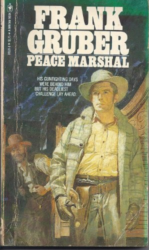 book cover of Peace Marshal